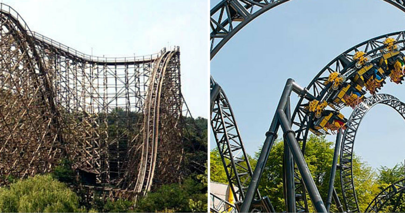 Top 27: Best Roller Coasters (in the World)