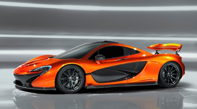 37 Fastest Cars in the World: So You Say You Want Speed