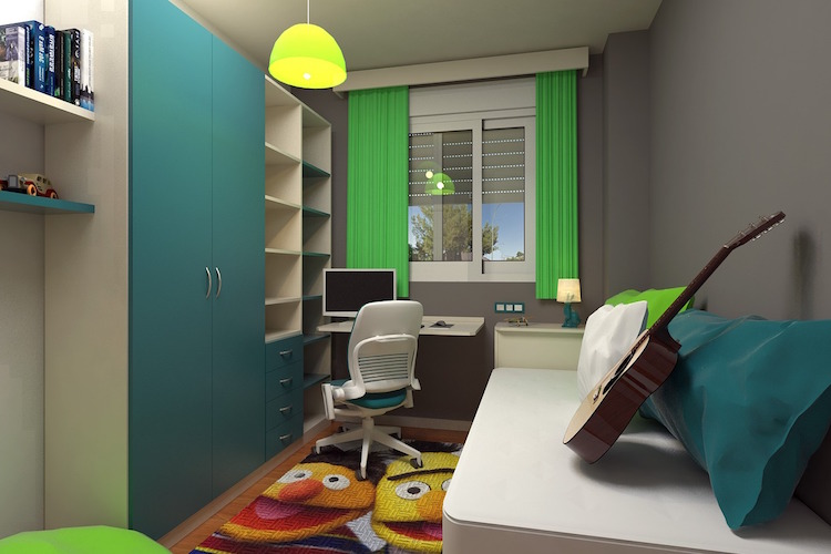 lovely Diy Kids Bed Ideas Part - 19: DIY Ideas for Kids Bedrooms