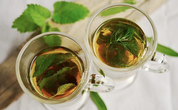 Sage Tea