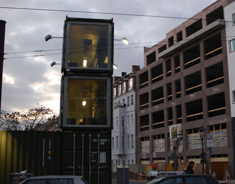 The Berlin Container Home