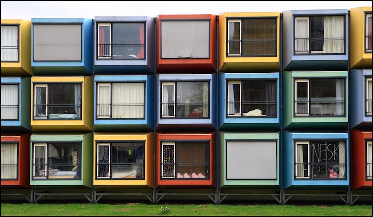 The Utrecht Student Housing
