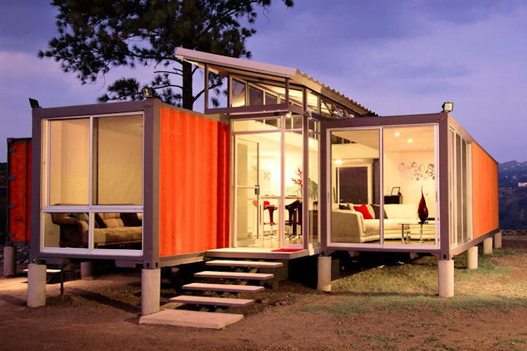 Shipping Container Homes - 27 Of The Most Stylish Houses Ever