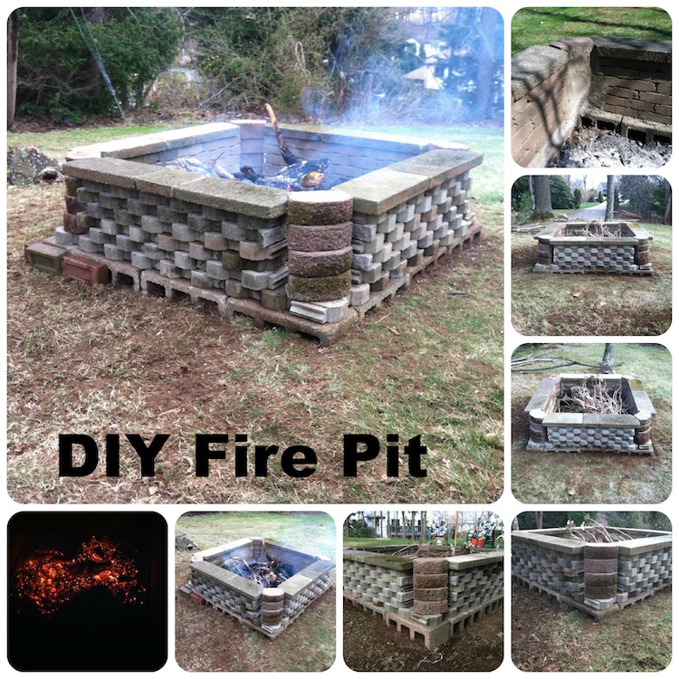 DIY Fire Pit Ideas: 23 Brillant Projects You Can Do Yourself
