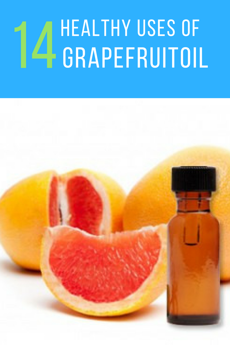 14 Fruitful Uses of Grapefruit Essential Oil That Will Benefit Your Life. | Ideahacks.com