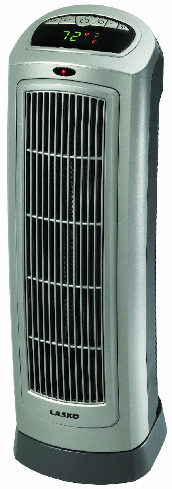 Lasko 755320 Ceramic Tower Heater. Amazon Buy
