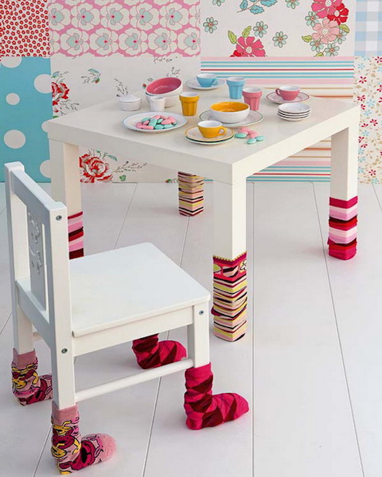 Table and Chair Socks