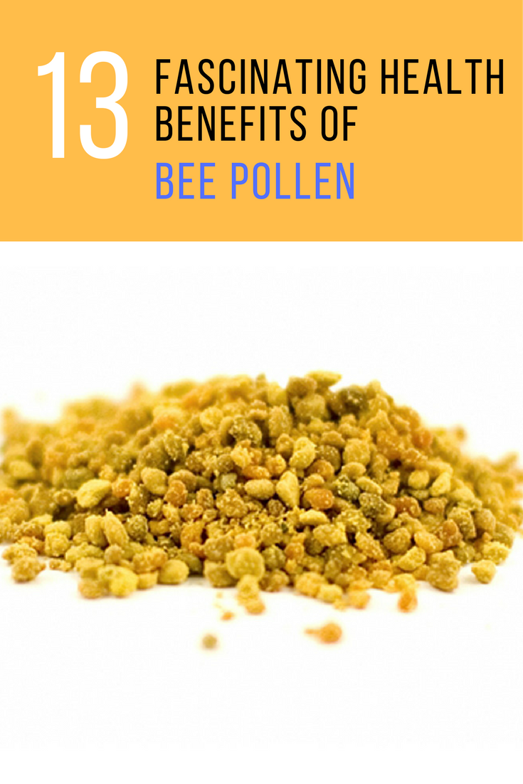 13 Reasons Why Bee Pollen is a Superfood You Should Try. | Ideahacks.com