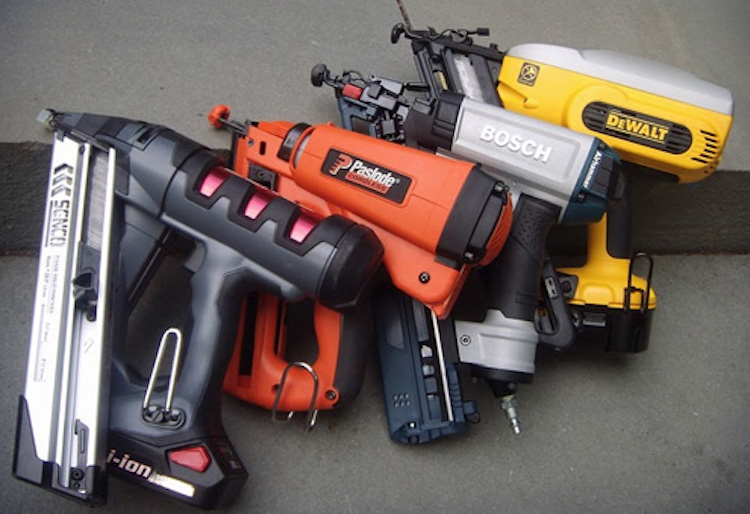 Top 10 Best Nail Guns Reviewed in 2018