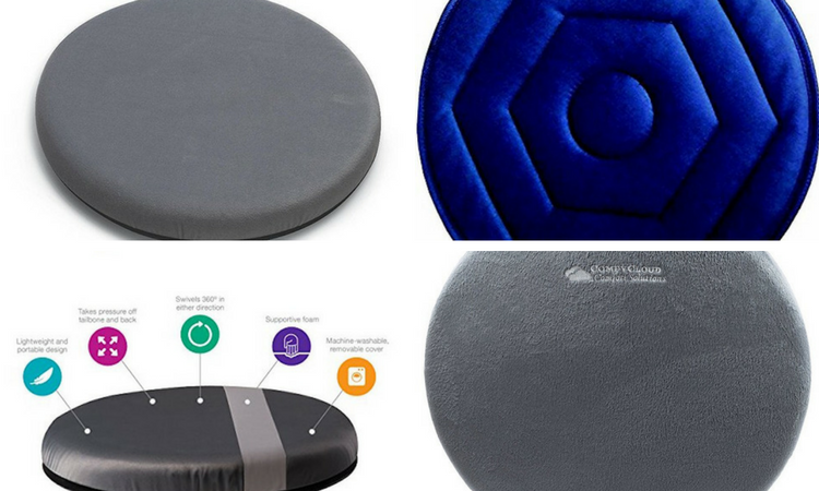 Top 10 Swivel Seat Cushions Reviewed in 2018