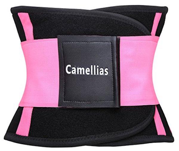 Camellias Women's Waist Trainer Belt