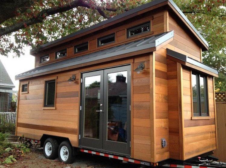 Cider Box Tiny House