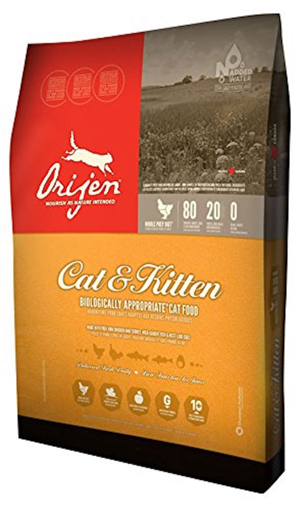 What Dry Cat Food Has The Highest Protein Content