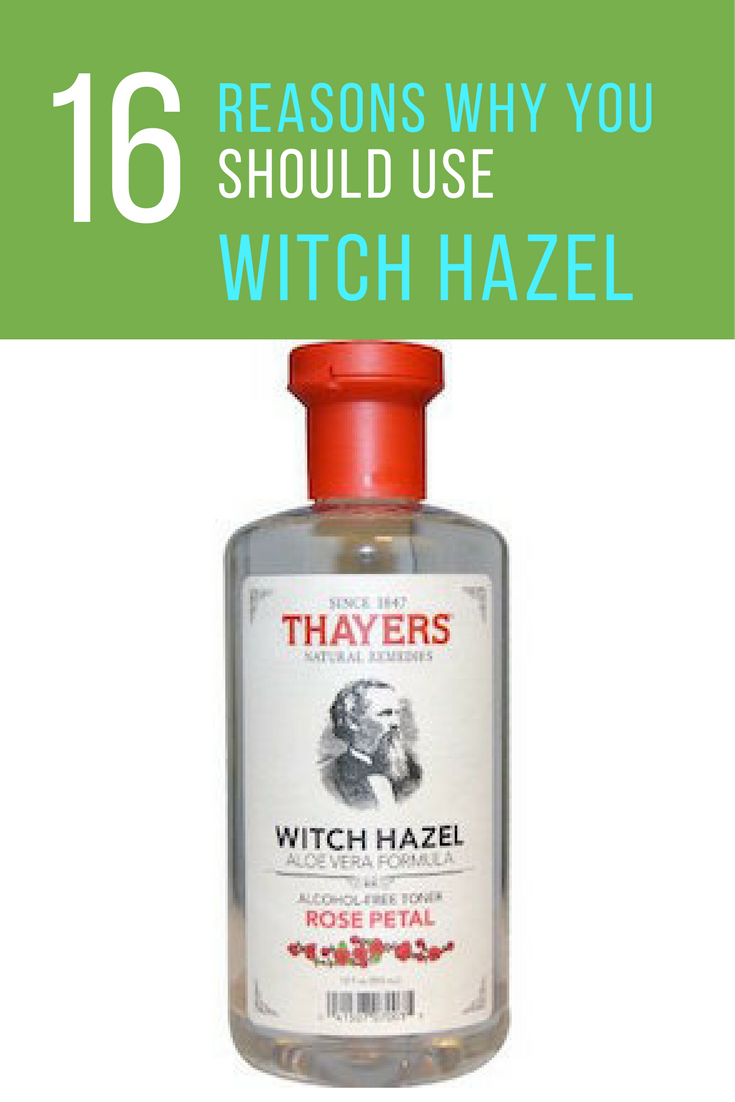 16 Reasons Why You Should Use Witch Hazel Today. | Ideahacks.com