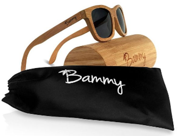 Bammy Bamboo Sunglasses