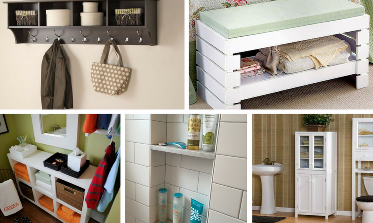Bathroom Organization Ideas & 25 Inventive Bathroom Storage Ideas Made Easy