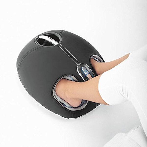 Brookstone 839379 Shiatsu Foot Massager