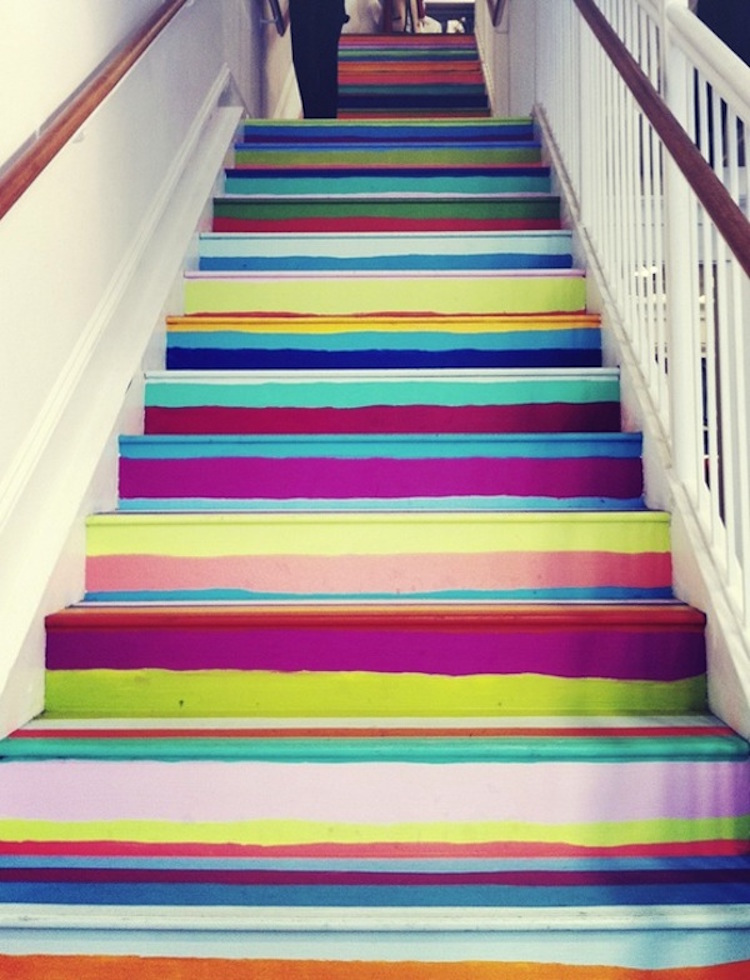 Decorate Your Stairs