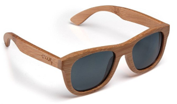 Emolly Fashion Handmade Polarized Bamboo Sunglasses