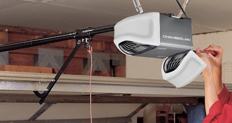 Top 10 Best Garage Door Openers Reviewed In 2018