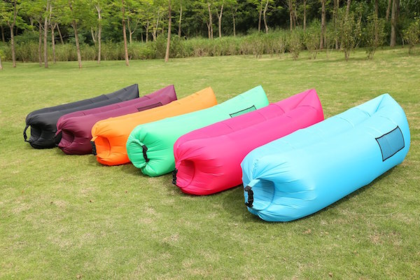inflatable lounge furniture. SENQIAO Inflatable Lounger Air Filled Balloon Furniture Lounge U