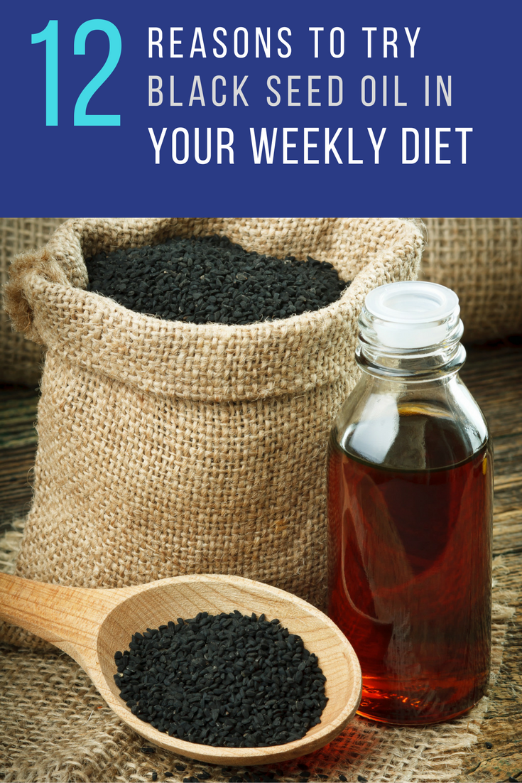 12 Reasons to Try Black Seed Oil in Your Weekly Diet. | Ideahacks.com