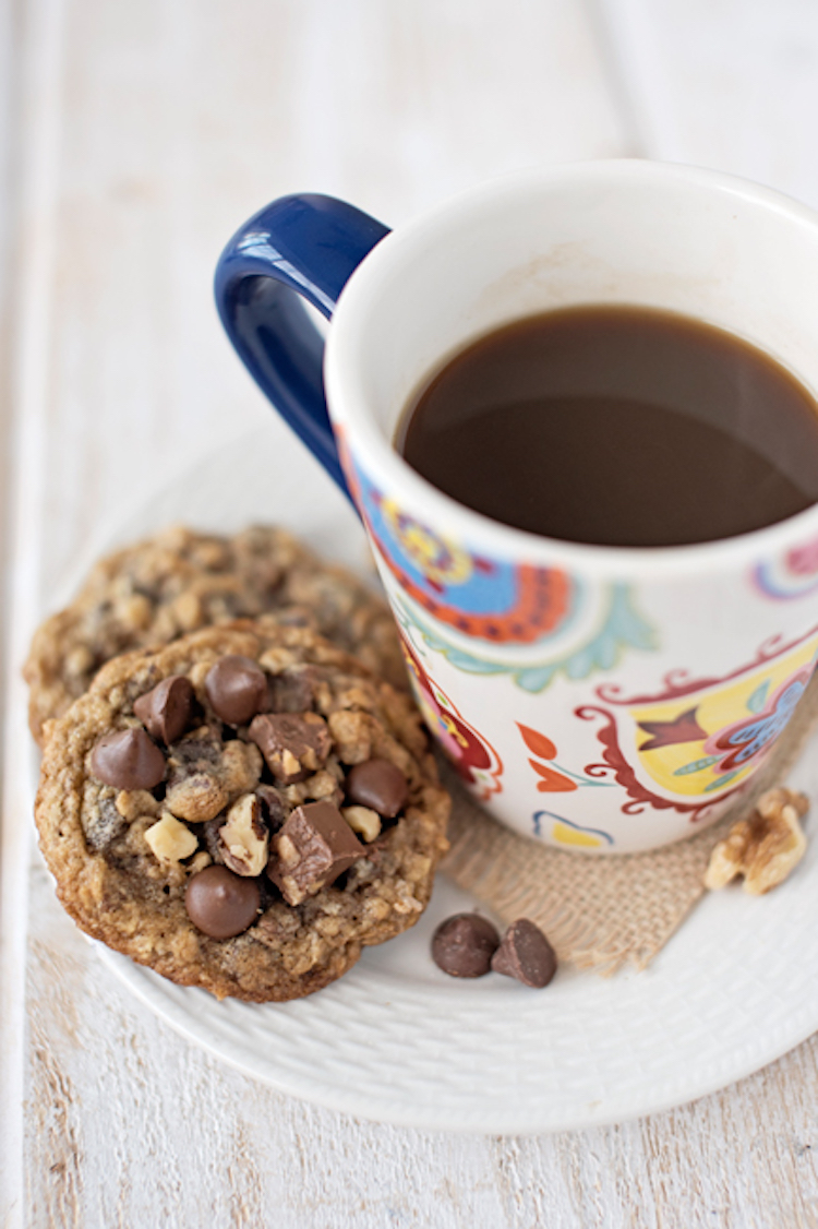 Cookies With Hot Chocolate