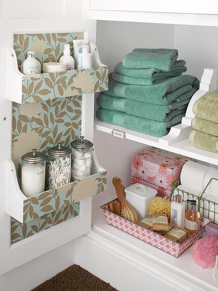 DIY Linen Closets