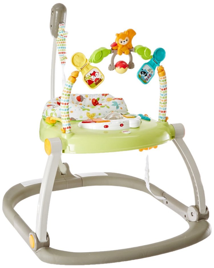 10 best baby bouncers reviewed in 2018