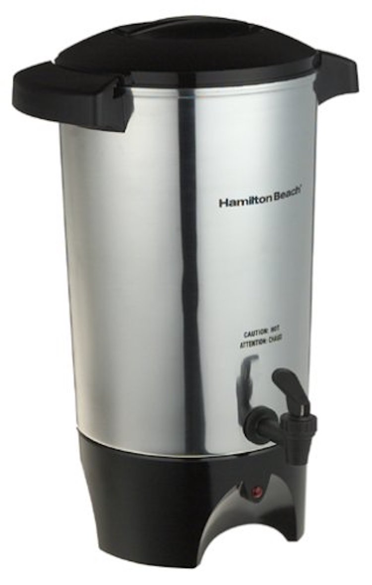 Hamilton Beach 40515 42 Cup Coffee Urn