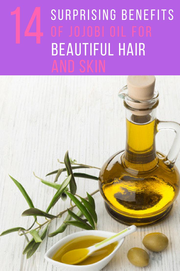 14 Cultivating Benefits of Jojoba Oil For Beautiful Skin & Hair. | Ideahacks.com