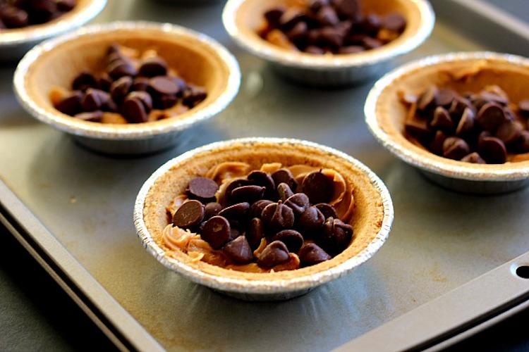 Peanut Butter S'mores Dip Ingredients