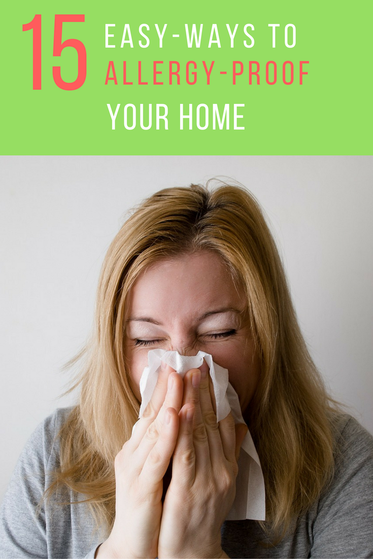 15 Easy Ways to Allergy-Proof Your Home. | Ideahacks.com