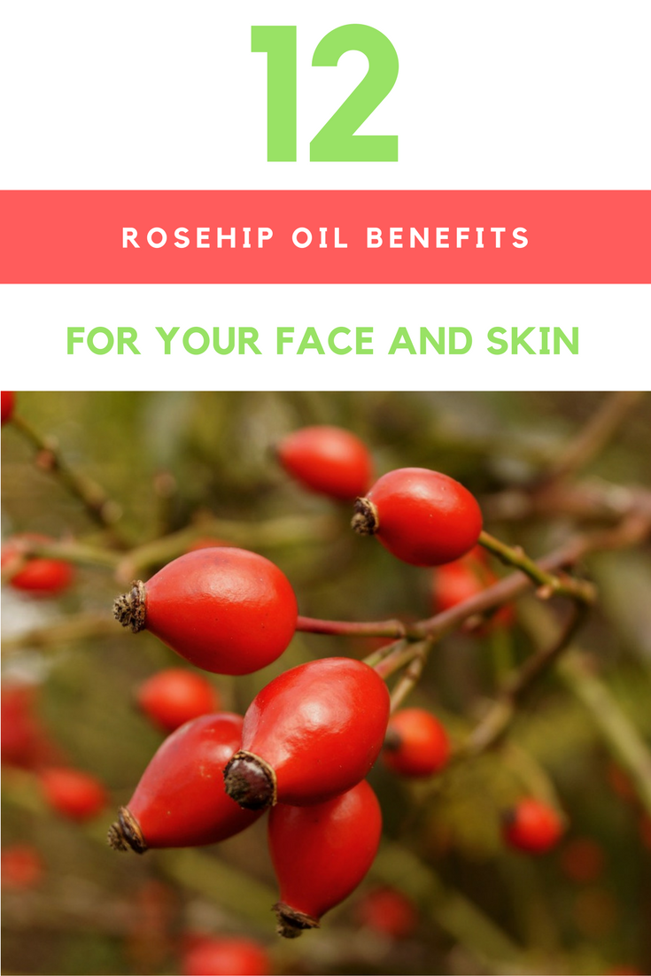 12 Reasons You Need to Start Using Rosehip Oil on Your Face & Skin. | Ideahacks.com