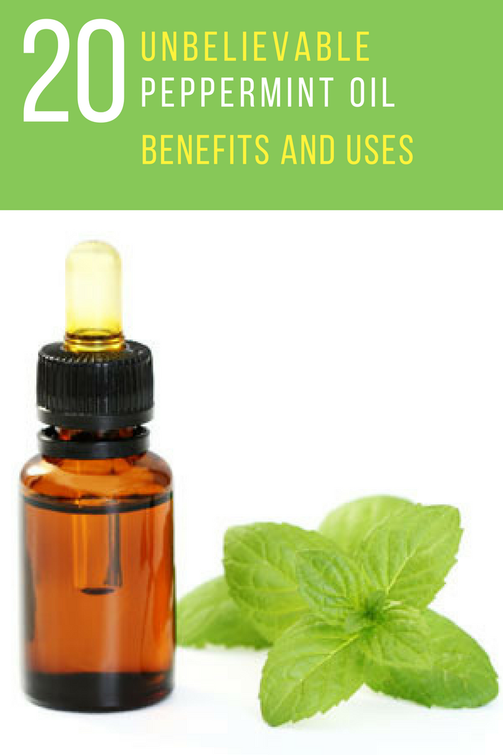 20 Unbelievable Peppermint Oil Uses and Benefits. | Ideahacks.com