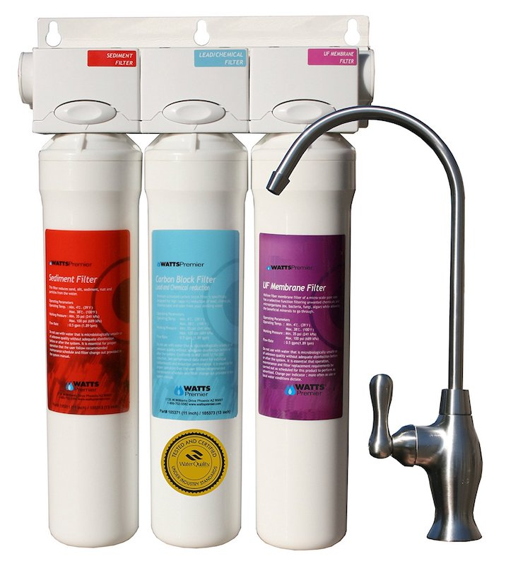 Top 10 Best Water Filtration Systems Reviewed in 2018