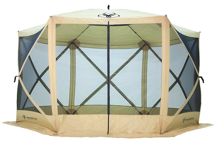 Gazelle 6 Sided Portable Screen House