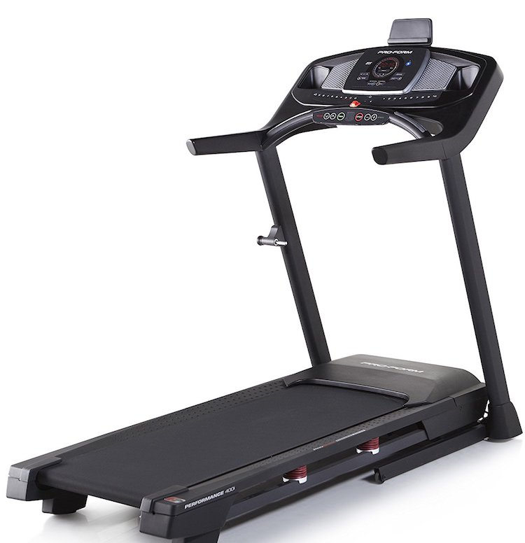 Sale On Performance 400i Folding Treadmill: Top 10 Best Treadmills Reviews In 2018