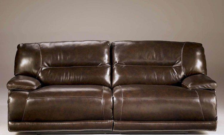 Exhilaration Chocolate 2 Seat Reclining Sofa