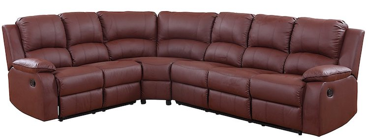 Top 10 Leather Reclining Sofas Reviewed In 2018