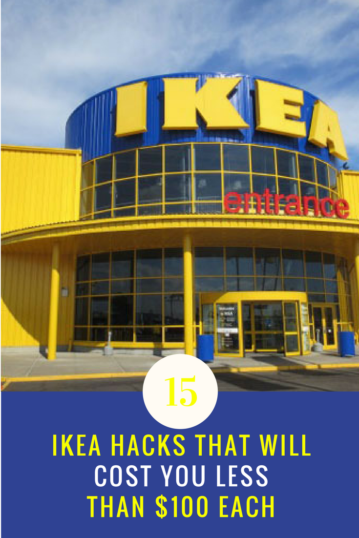 15 Must Try IKEA Hacks That Will Save You a Boat Load of Money. | Ideahacks.com