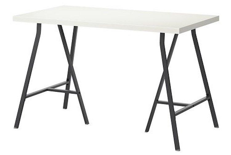 Ikea White Computer Desk