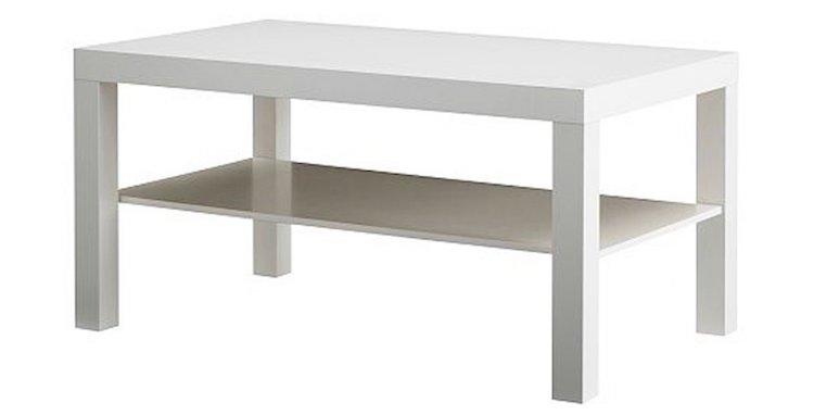 Modern Lack Coffee Table