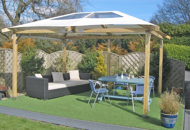 Attirant Best Outdoor Canopy Gazebos