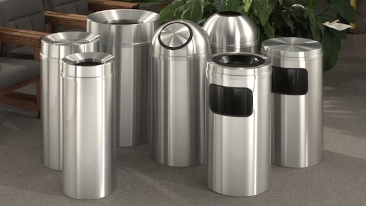 Top 10 Best Stainless Steel Trash Cans Reviewed In 2018