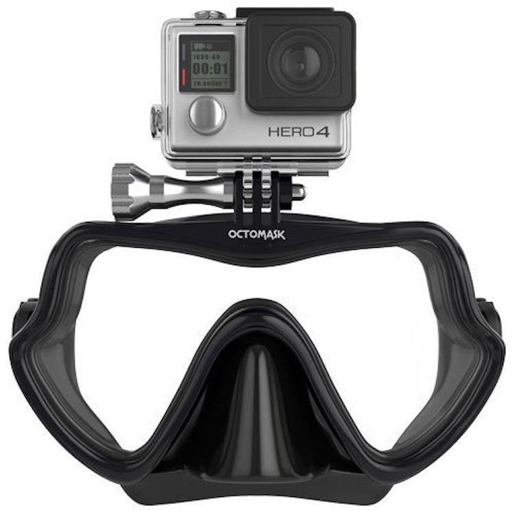Frameless GoPro Hero 3 Mask