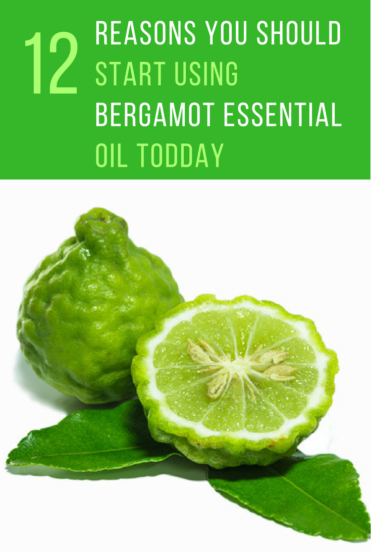 12 Reasons You Should Start Using Bergamot Essential Oil Today. | Ideahacks.com