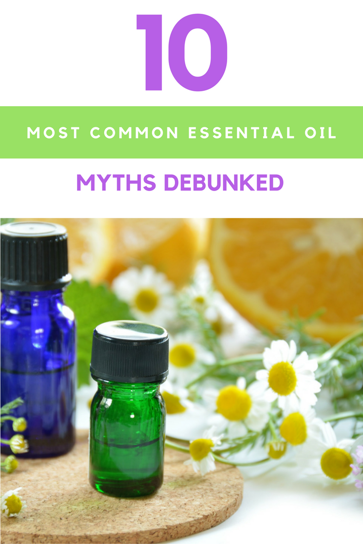 Debunking The 10 Most Common Essential Oil Myths. | Ideahacks.com