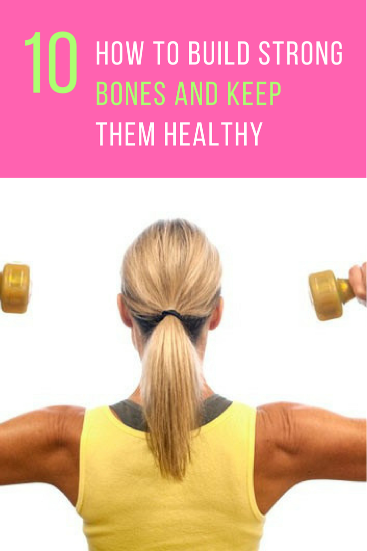 How to Build Healthy Bones (And Keep Them Strong) pictures
