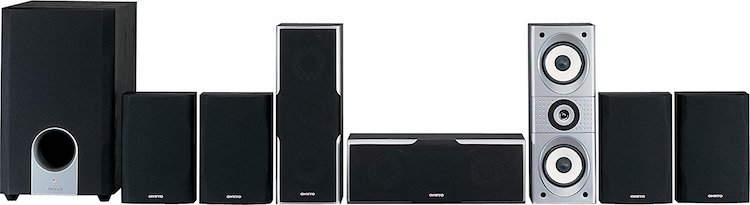 Onkyo SKS-HT540 7.1 Channel Home Theater